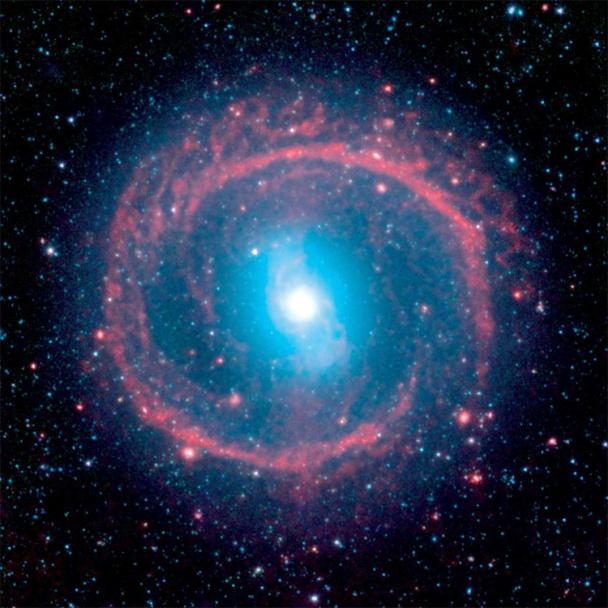 NGC 1291 නමැති ගැලැක්සියේ සිදවූ අනතරීක්ෂ ළදරු උත්පාතය (Cosmic baby boom)