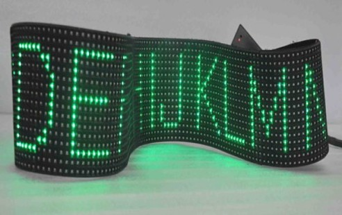 flexi ticker green