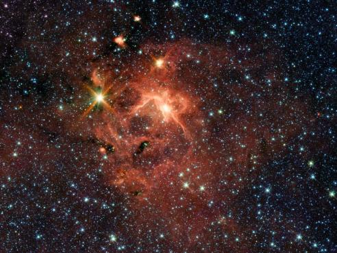 Giant-star