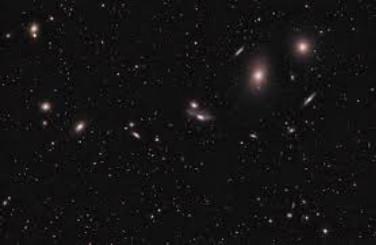 කන්යා පොකුර (Virgo cluster)