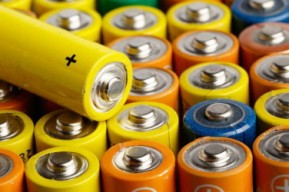 rows-of-multi-coloured-aa-batteries