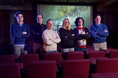 LIGO-Team-UM