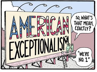 Image result for EXCEPTIONALISM