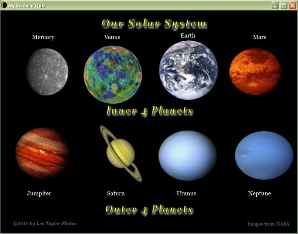 Image result for 4 inner terrestrial planets